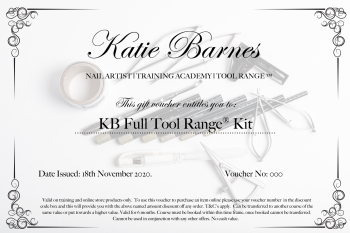 KB Full Tool Range® Kit Gift Voucher