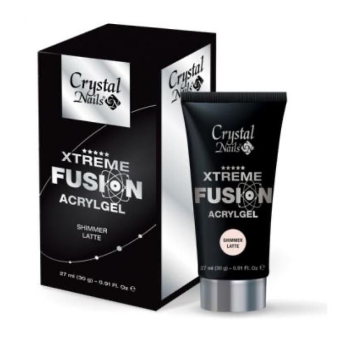 Xtreme Fusion Gel Shimmer Latte (30g)