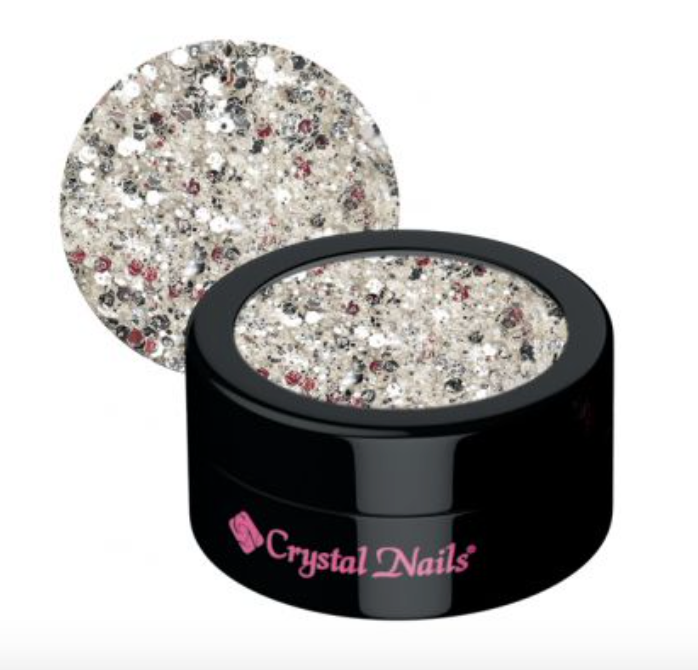 Crystal Nails Diva Glitter - 1