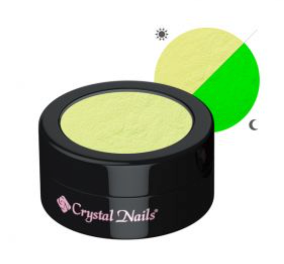 Crystal Nails Glow Pigment Dust