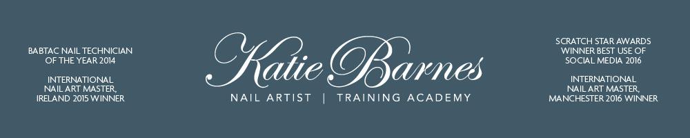 Katie Barnes Training Academy, site logo.