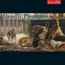 Counterpoise Deadly Pleasures CD cover