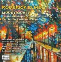 Roderick Elms: Moody Moves CD cover