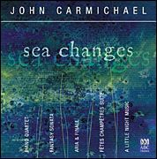 John Carmichael: Sea Changes CD cover