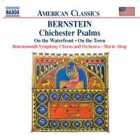 Bernstein: On the Waterfront CD cover