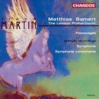Martin: Symphonie CD cover