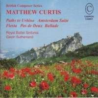 Matthew Curtis: Amsterdam Suite CD cover