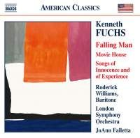 Kenneth Fuchs: Falling Man CD cover