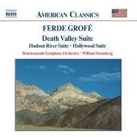 Grofe: Hollywood Suite CD cover