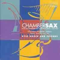ChamberSax CD cover