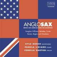 AngloSax CD cover