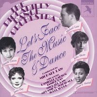 Let's Face the Music and Dance CD cover