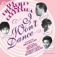 I Won't Dance CD cover