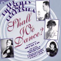 Shall We Dance CD cover