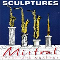 Sculptures CD cover