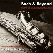 Bach and Beyond CD cover