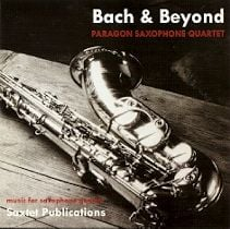 Bach and Beyond cover image