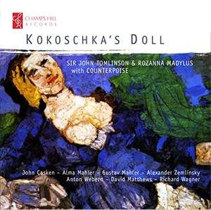Counterpoise Kokoshka's Doll image medium
