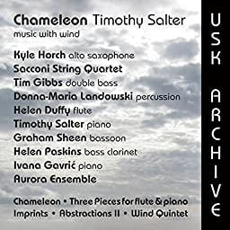 Chameleon CD cover