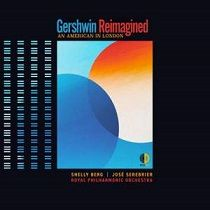Gershwin Reimagined CD cover image
