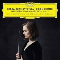 Weinberg CD cover image