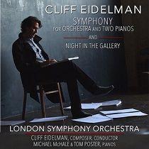 Eidelman CD cover image