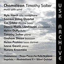 Chameleon cover image