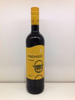 Pacheco Organic Monastrell-Syrah