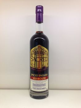 Sacred Spiced English Vermouth