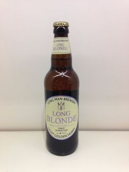 "Long Man ""Long Blonde"""