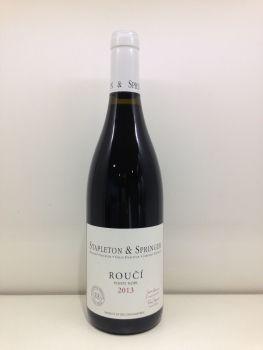 """Stapleton & Springer """"Rouci"""" Pinot Noir"""