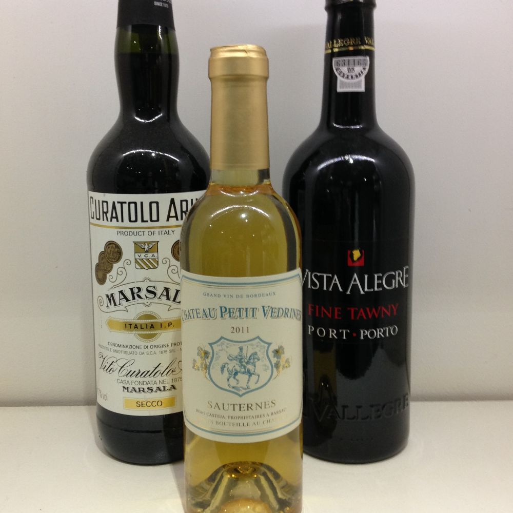 <!-- 005 -->Sweet &amp; Fortified Wine