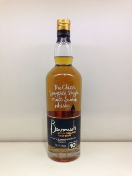 Benromach 10yo Single Malt