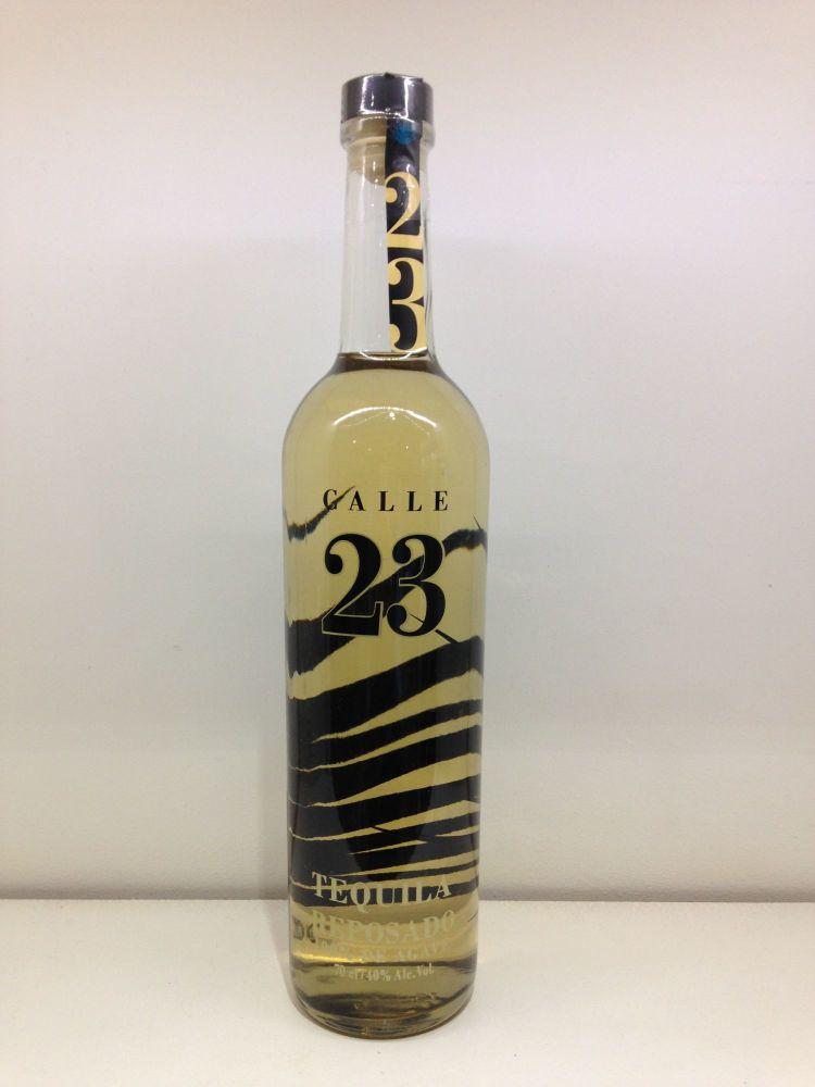 Calle 23 Tequila Reposado