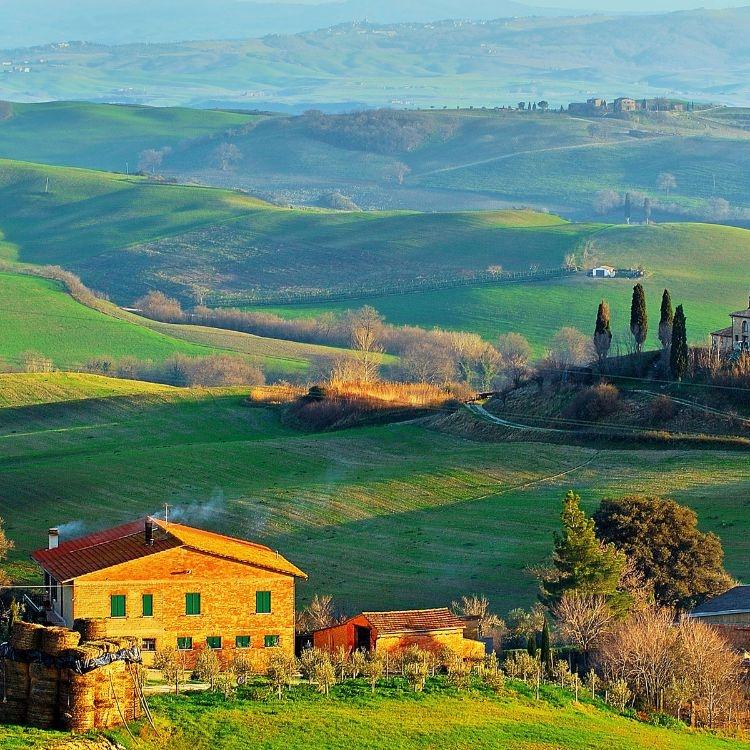 Tuscany & Marche