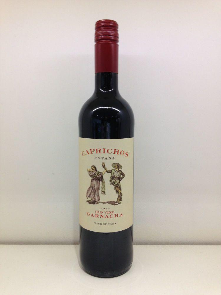 Caprichos Old Vine Garnacha
