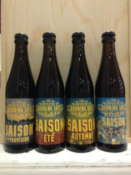 Burning Sky: Four Saisons (12x330ml)