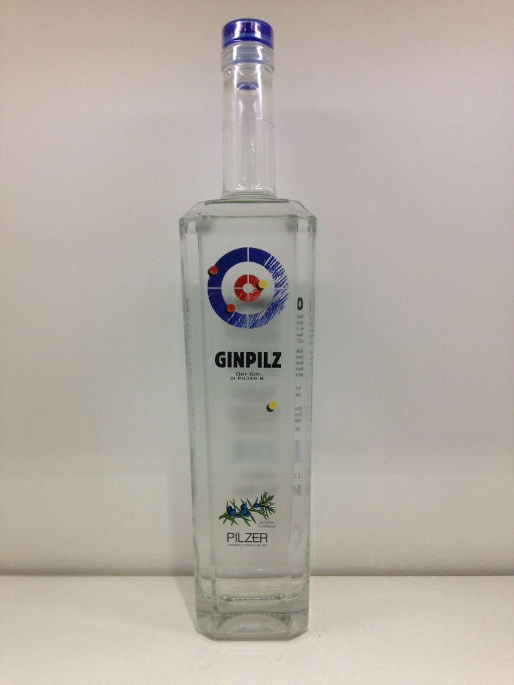 Ginpilz Dry Gin