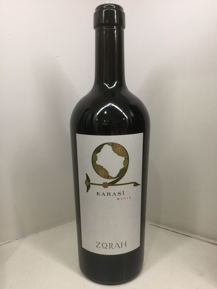 Zorah `Karasì` Areni Noir 2014