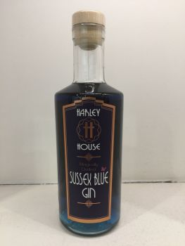 Harley House - Sussex Blue Gin