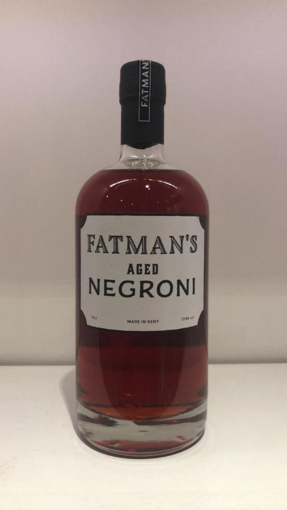 Fatmans aged Negroni
