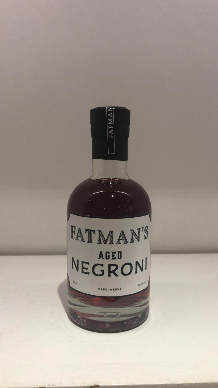 Fatmans aged Negroni 200ml
