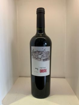 Tacuil Unoak Malbec