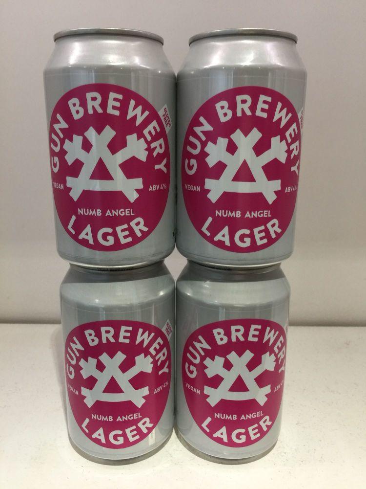 Numb Angel - Gun Brewery