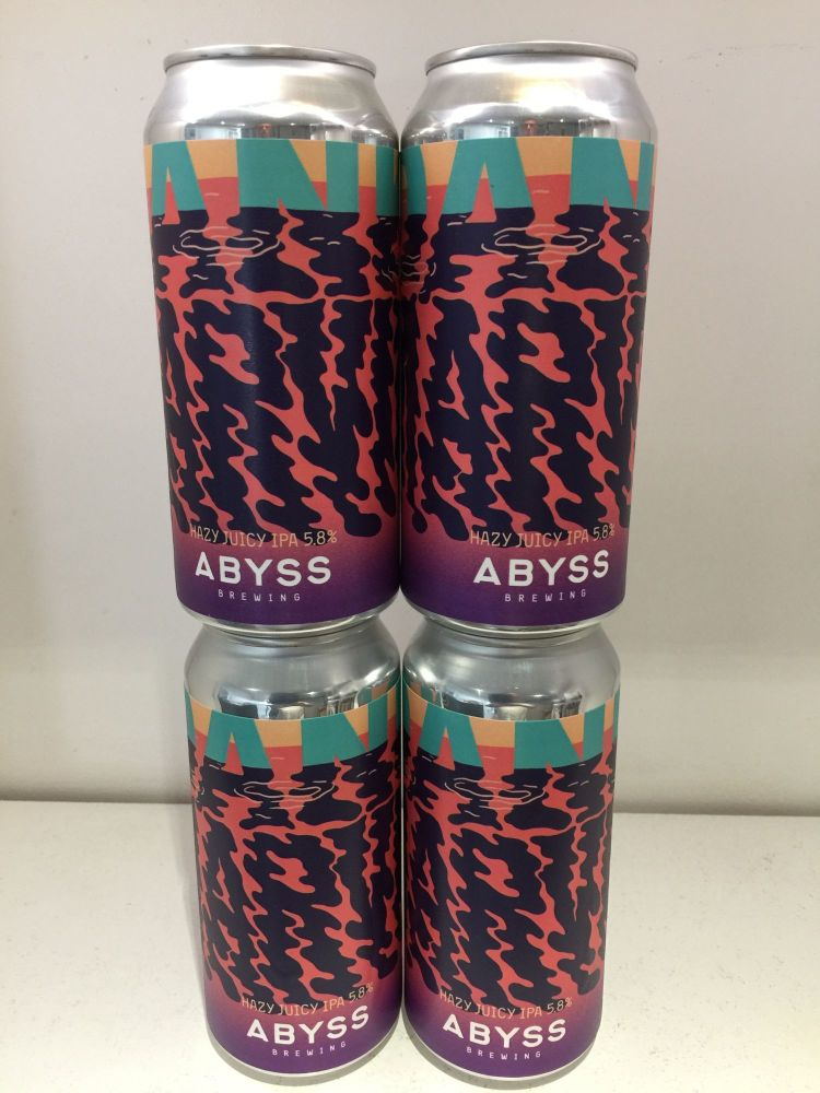 Dank Marvin - Abyss Brewing