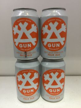 "Gun Brewery ""Project Babylon"" Pale Ale"