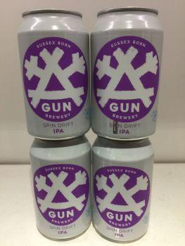 Spin Drift - Gun Brewery