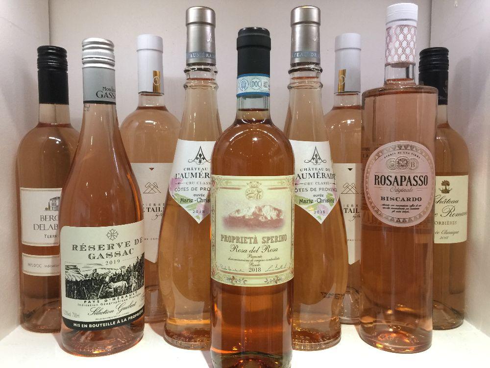 <!-- 003 -->Rose Wine