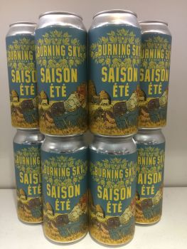 Saison Ete - Can - Burning Sky