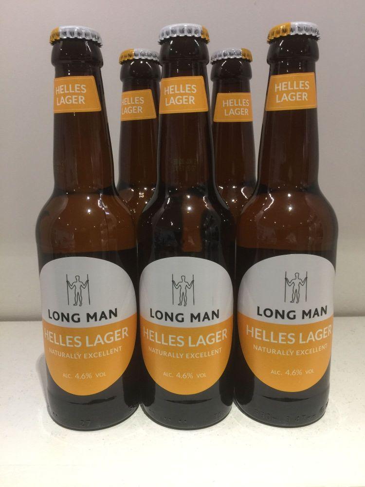 Helles Lager - Long Man